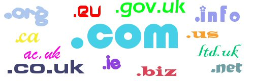 web domain name registration